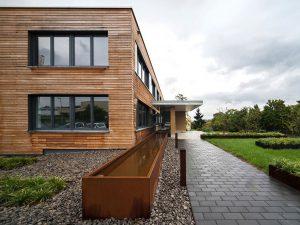 energiearchitekt: Projekt Komplettmodernisierung Bürogebäude, Kindertagesstätte