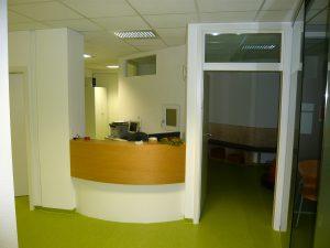 energiearchitekt: Projekt Umbau Büro zu Arztpraxis in Ludwigsburg
